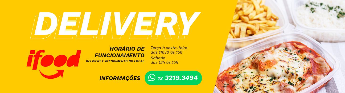 Banner do Serviço de Delivery